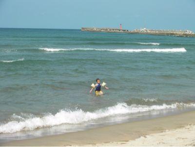 サーフィンスクールの良い波でした。_f0009169_9155175.jpg