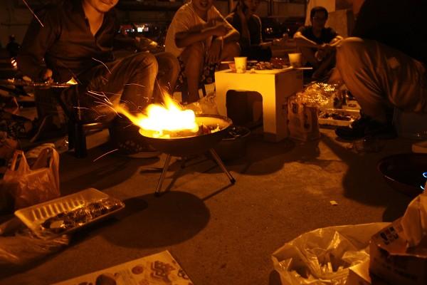 台北 : 中秋節のBBQに、まぜてもらいに行ってきた_e0152073_001879.jpg