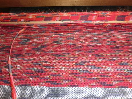 羊毛を紡いで、機を織って_a0203003_21392373.jpg