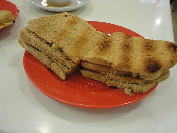シンガポール16 Ya kun kaya toast_e0230011_9362310.jpg