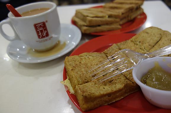 シンガポール16 Ya kun kaya toast_e0230011_937201.jpg