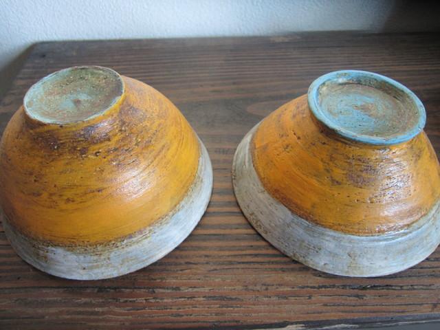 黄色い飯碗。_b0207631_189225.jpg