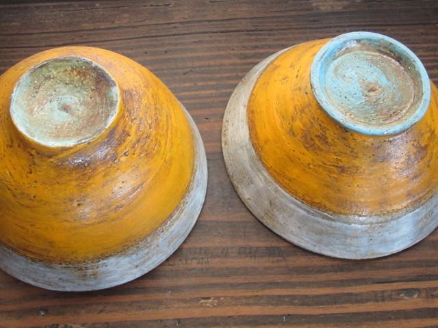 黄色い飯碗。_b0207631_189374.jpg
