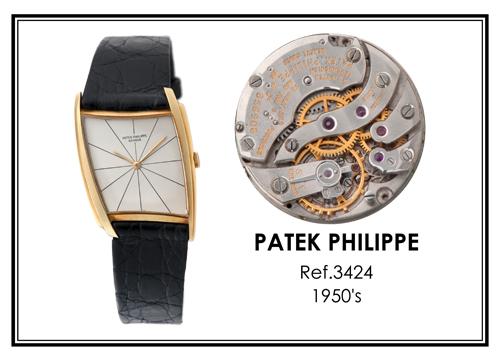 シェルマン銀座店にヴィンテージパテック・フィリップの名品が続々入荷!_f0039351_16595590.jpg