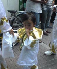 2005/08/21    三茶でサンバ♪_c0100865_22135079.jpg
