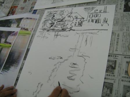 クレパス画講座_f0238969_175856.jpg