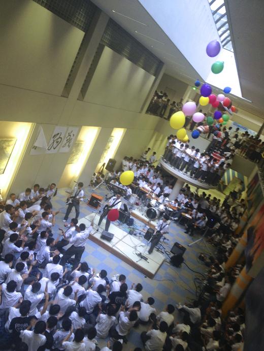 息子中学最後の文化祭ライヴ2DAYSアーカイヴ_f0164187_16245258.jpg