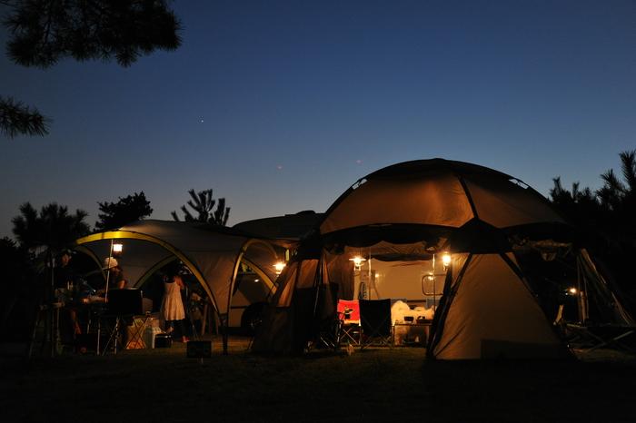 知内浜キャンプ part2_a0049296_19594783.jpg