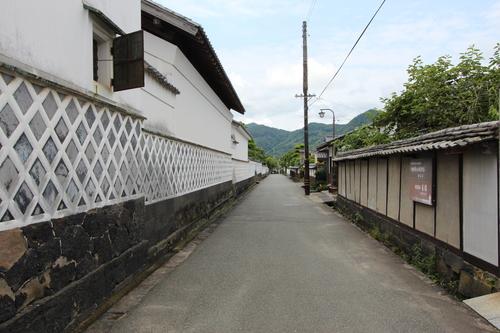 長州研修:萩の小路を歩く_e0054299_16212688.jpg