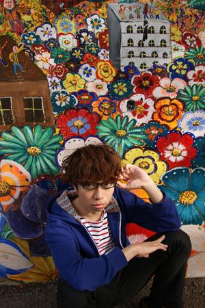 砂守岳央(沙P)1stアルバム「覚醒ラブサバイバー」12月11日リリース決定!!_e0025035_1144158.jpg