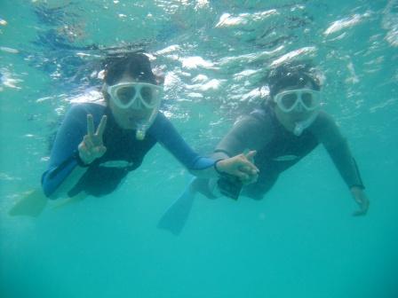 一面のサンゴ礁~♪_a0189838_16174397.jpg