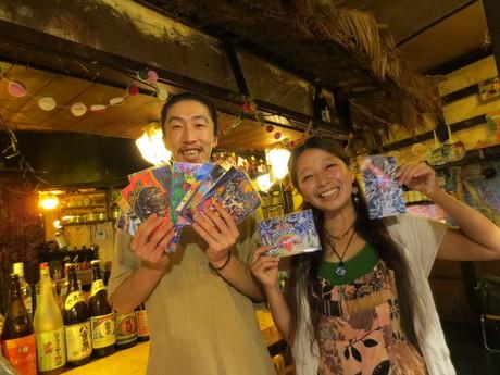 ちえちゃんakaチビちゃん ポストカードやヘアゴム・バッヂ_c0226146_12581856.jpg