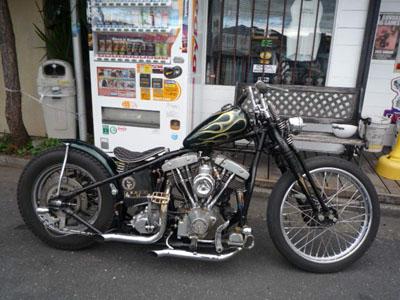 本日のバイク!!_f0194657_163631100.jpg