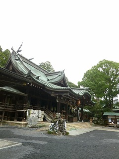 IBARAGIその2  筑波山神社_a0165160_7375521.jpg