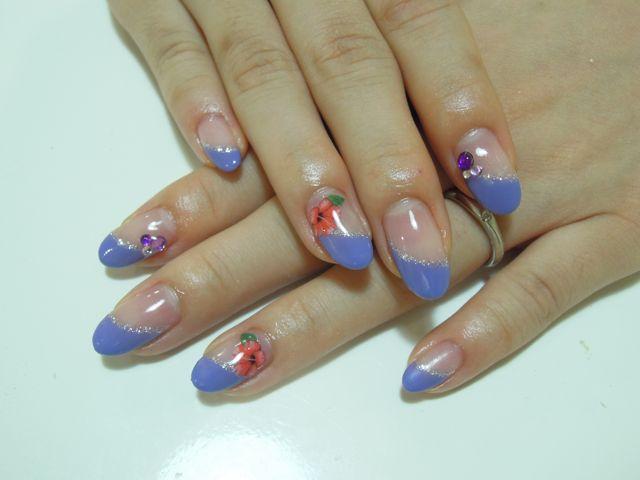 Purple Nail_a0239065_10133655.jpg