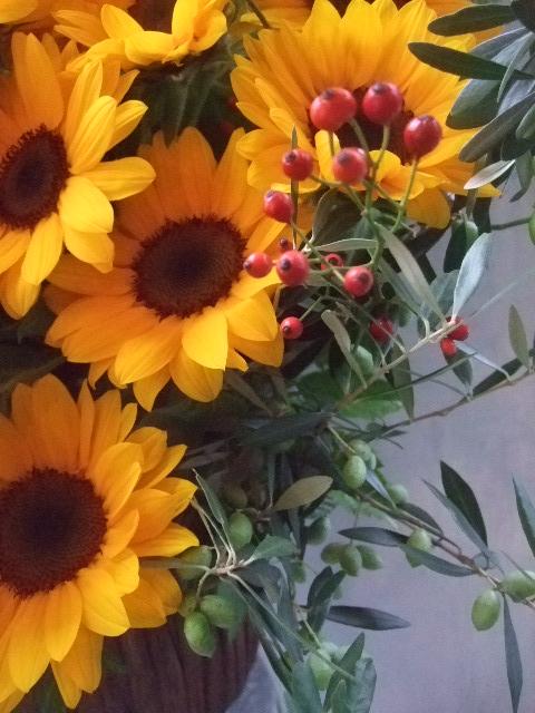 オークリーフ(インパクトのある花)_f0049672_14523698.jpg