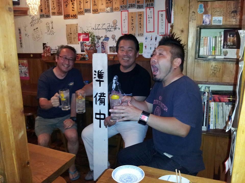 禁酒デー明けのお酒は美味しいです。_c0186691_1314531.jpg