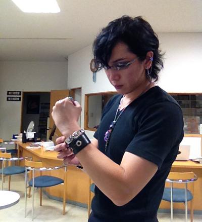 OAKLEY2013年秋・新オプサルミックフレームBACKWIND0.5(バックウインド0.5)入荷!_c0003493_13453494.jpg