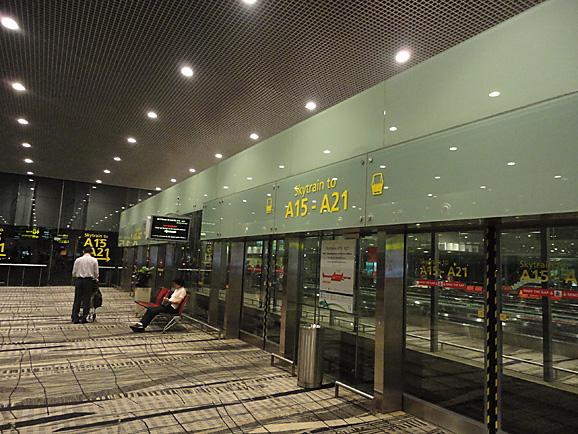 シンガポール17 チャンギ空港_e0230011_17523995.jpg