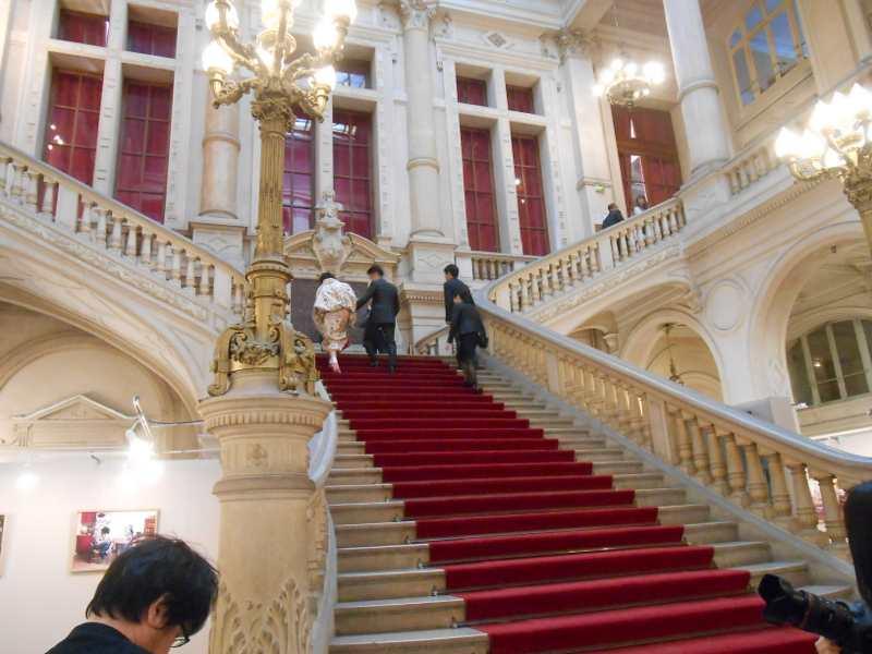 パリで最後の宴会の準備_a0095931_12834.jpg