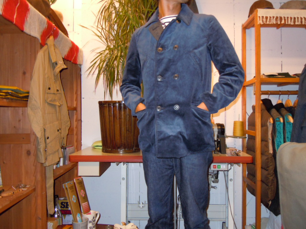FAR EASTERN ENTHUSIAST    PRISON COAT_b0278148_12564964.jpg