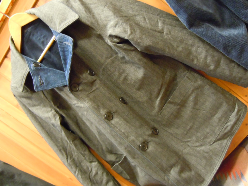 FAR EASTERN ENTHUSIAST    PRISON COAT_b0278148_1302248.jpg