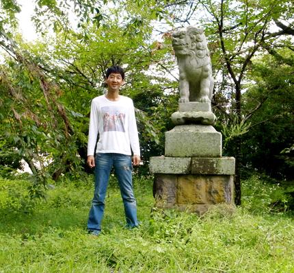 2013年9月『奥信州 幻のキノコ旅』【3】_e0071652_7321861.jpg