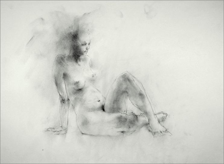 《 裸婦素描 》_f0159856_8115931.jpg