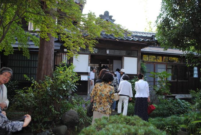 多田金コンサートと舟見アトリエ訪問_c0267580_1362744.jpg