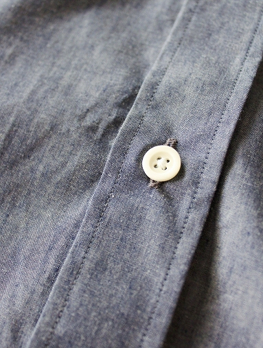 niuhans  Pure Indigo Shirt_b0139281_14322013.jpg