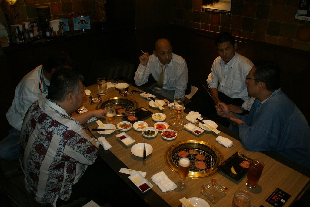 九月廿六日 神奈川有志の会 懇親會參加 於横濱市内_a0165993_14164581.jpg