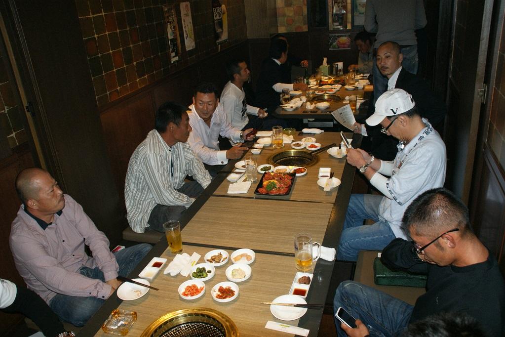 九月廿六日 神奈川有志の会 懇親會參加 於横濱市内_a0165993_14165499.jpg
