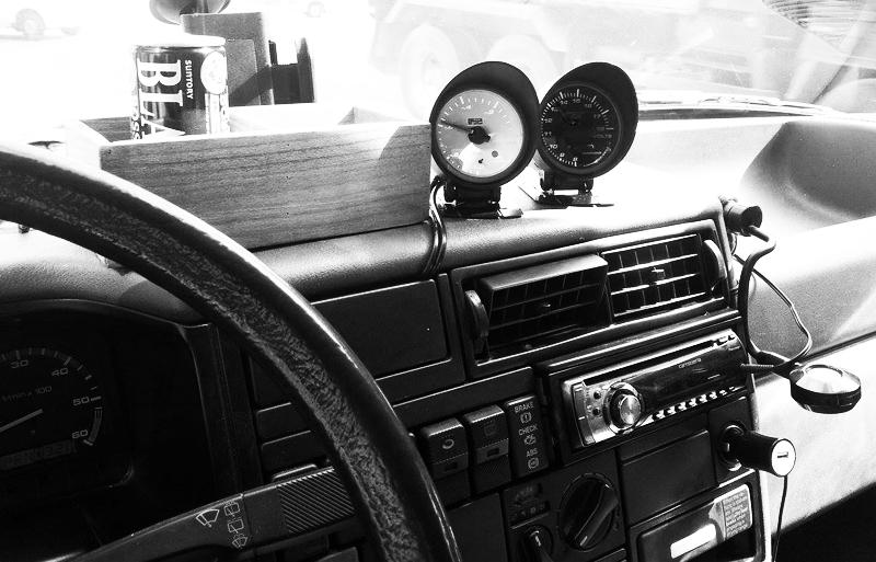 VW T4 ヴァナゴン MV バキュームメーター_a0120304_17595947.jpg