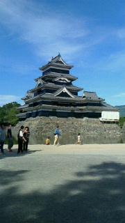 思い出の松本城で。_c0289116_22334826.jpg