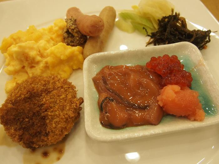 2013 9月 札幌 (12)  ANA の朝食の感じ と 朝散歩_f0062122_6171084.jpg