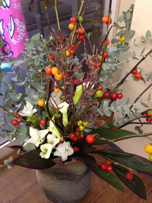 今週のお花とセール情報_a0200423_15365286.jpg