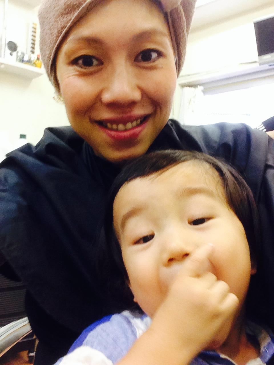 シオン2歳1ヵ月、第二子出産まであと3日!_e0253026_811131.jpg