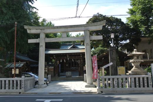 東京下町八社福参り+烏森神社_f0171028_21572393.jpg