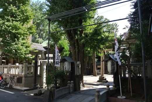 東京下町八社福参り+烏森神社_f0171028_22215268.jpg