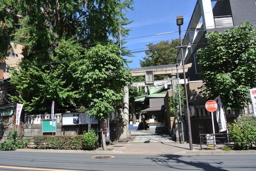 東京下町八社福参り+烏森神社_f0171028_22221793.jpg