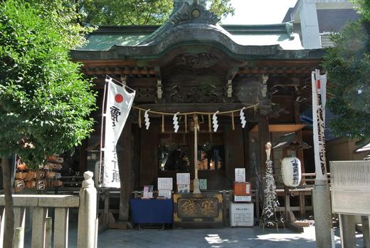東京下町八社福参り+烏森神社_f0171028_22223977.jpg