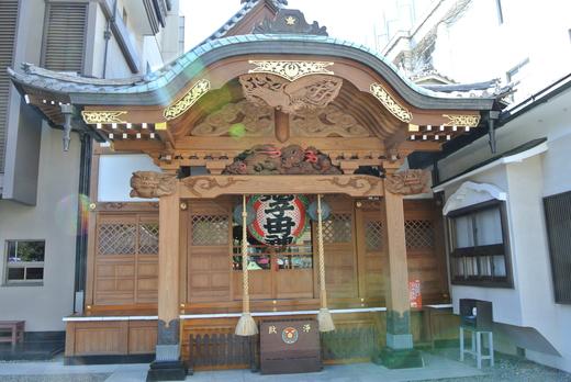 東京下町八社福参り+烏森神社_f0171028_22423111.jpg
