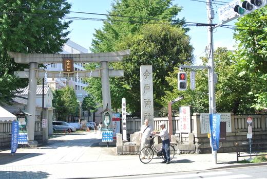 東京下町八社福参り+烏森神社_f0171028_23192321.jpg