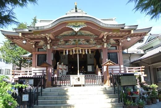 東京下町八社福参り+烏森神社_f0171028_23301570.jpg