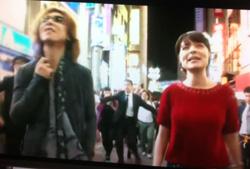YOSHIKI渋谷センター街をお散歩?(追記_c0036138_2273116.jpg