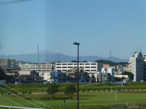 富士山が見えたよ!_c0100865_65950.jpg