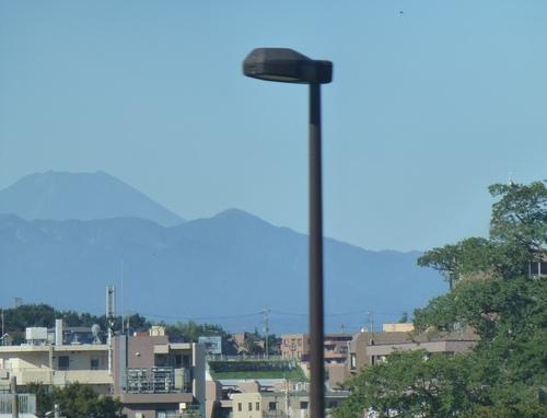 富士山が見えたよ!_c0100865_662873.jpg
