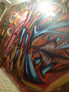 1995.壁画 Wall painting_d0139575_11461396.jpg