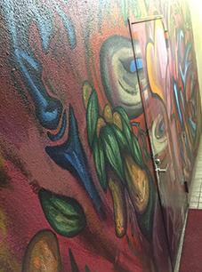 1995.壁画 Wall painting_d0139575_11474354.jpg