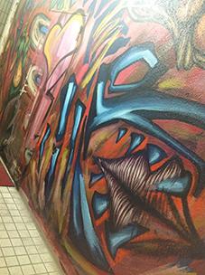 1995.壁画 Wall painting_d0139575_114766.jpg